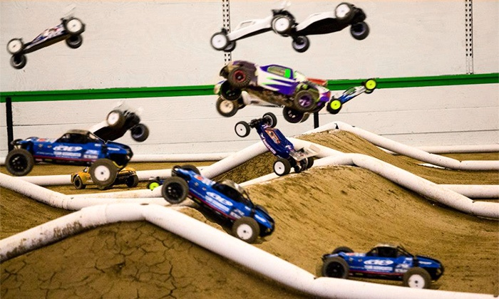 Warehouse 3 Racing - Peoria: RC Car Rental and One Hour of Track Time for One or Two at Warehouse 3 Racing (Up to 58% Off)