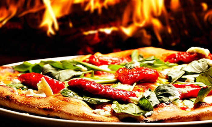 Esposito's Coal Fire Pizza - Pinewood Square: $12 for $25 worth of Pizzeria Cuisine at Esposito's Coal Fire Pizza