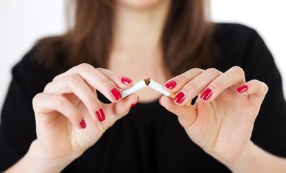 Up to 75% Off Hypnosis for Smoking or Weight Loss