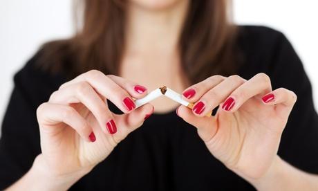 Terapia láser para combatir el tabaco para una o dos personas desde 34,90 €