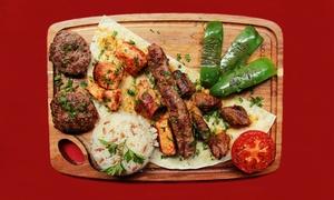 Baku Lounge: Kuchnia azerska i turecka: 33 zł za groupon wart 50 zł do wydania na całe menu i więcej opcji w restauracji Baku Lounge