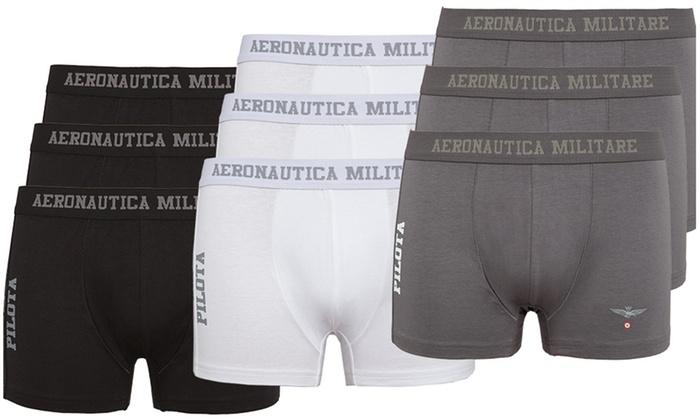 3 boxer Aeronautica Militare