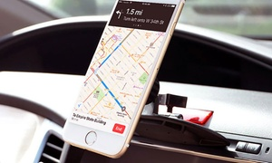 LAX Premium Magnetic CD Slot Car Mount Phone Holder