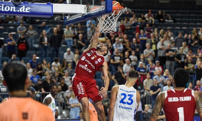 RheinStars Köln - LANXESS arena Köln: 2 Basketball-Tickets für RheinStars Köln vs. Hamburg Towers oder Academics Heidelberg in der Lanxess Arena (40% sparen)