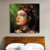 Fantasy-Inspired Art on Gallery Wrapped Canvas