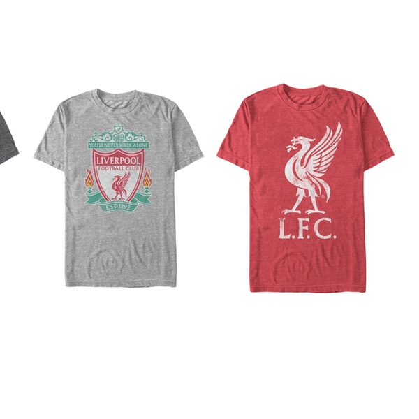 7bc5aebd Up To 37% Off on Liverpool Men's T-Shirt | Groupon Goods