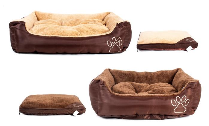 Cuscini per animali domestici disponibili in 2 modelli e colori da 14,99 €