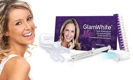 One £9.98 or Two £18.98 Teeth Whitening Kits Elite