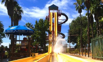 Up to 37% Off Admission to Raging Waters Sacramento
