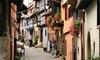 Alsace : Chambre double standard , pdj et coupe crémant, option menu