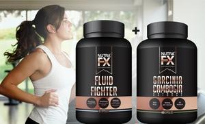 Weight Loss Garcinia Cambogia (60Ct.) Plus Detox Fluid Fighter (90ct.) at Weight Loss Garcinia Cambogia (60Ct.) Plus Detox Fluid Fighter (90ct.), plus 6.0% Cash Back from Ebates.