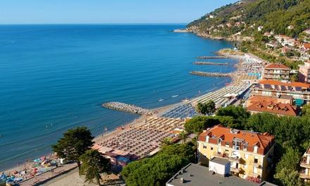 Liguria: camera o appartamento, solo pernottamento, per 2 o 4 a 73€euro