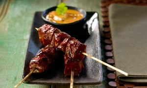 Kabab N Tikka: Indian and Pakistani Cuisine for Two or Four at Kabab N Tikka (40% Off)