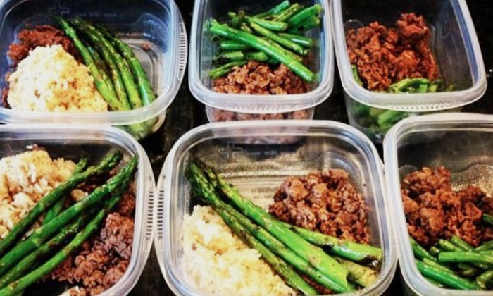DIY Meal Plan for Weight Loss, Maintenance, or Gain for Men or Women from Fit Reed Nutrition (78% Off)