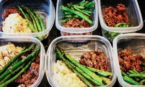 Fit Reed Nutrition: DIY Meal Plans for Men or Women from Fit Reed Nutrition (78% Off)