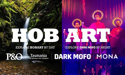 $50 for $200 Credit Towards a 6-Night P&O Cruise to Hobart's Dark Mofo Festival with Meals and Extras, P&O Pacific Jewel