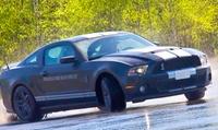 Pilotage drift  glisse en Mustang Shelby GT500, Bullitt ou GT dès 49,90 € chez American Drift Concept