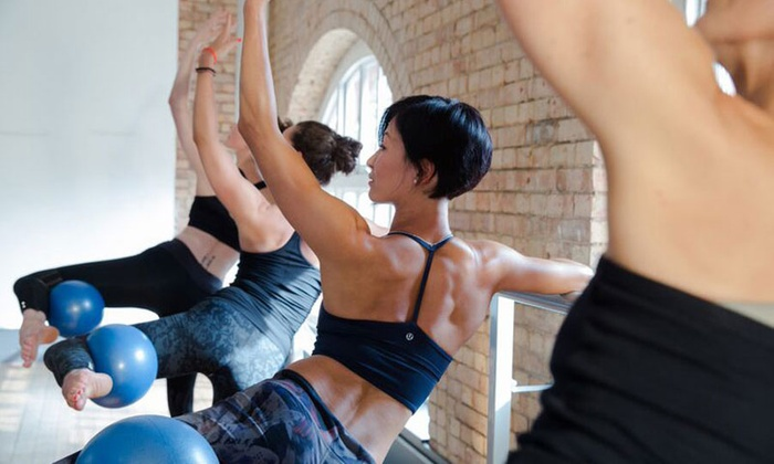 WellBarre Studio - WellBarre Studio: $59 for One Month of Unlimited Barre and Pilates Classes at WellBarre Studio ($120 Value)
