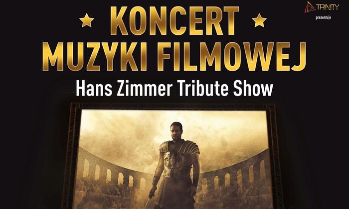 Od 69,90 zł: bilet na koncert muzyki filmowej Hans Zimmer Tribute Show w Katowicach