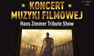 Koncert Muzyki Filmowej - Hans Zimmer Tribute Show: Od 69,90 zł: bilet na koncert muzyki filmowej Hans Zimmer Tribute Show w Katowicach