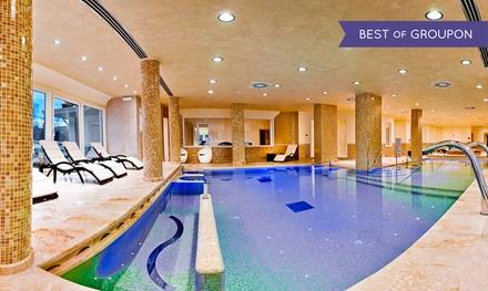Fiuggi Terme, Best Western Hotel Fiuggi Terme Resort & Spa 4*: fino a 2 notti con colazione, Spa e cena per 2
