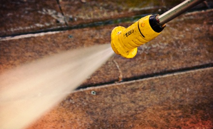 Power Washing of One- or Two-Story Home with Optional Driveway Wash from The Reliable Power Washing Guy (Up to 54% Off)