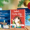 Personalized Christmas Kids Books (Up to 58% Off)