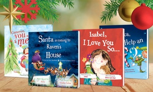 PersonalizedChristmas Kids Books (Up to 58% Off) at Put Me In The Story, plus 6.0% Cash Back from Ebates.