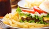 Fizzy's Soda Fountain and Grill - Webster Groves: $10 for Two Groupons, Each Good for $10 Worth of Burgers, Floats, and Sides at Fizzy's Soda Fountain & Grill ($20 Value)