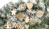 12pc Christmas Tree Ornament Set