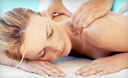 Choice of a 60-Minute Deep-Tissue, Hot-Stone, or Swedish Massage (a $75 value) - European Flair Salon & Day Spa in Beaver