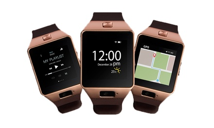 Reloj smartwatch con Bluetooth
