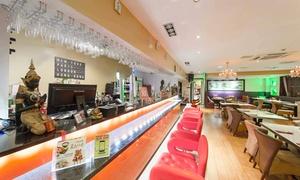 Zao Restaurant: €60 or €100 Toward Food and Drinks at Zao Restaurant (50% Off)