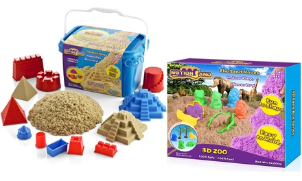 Motion Sand Playset