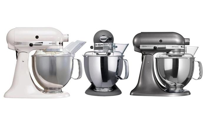 KitchenAid Küchenmaschine Artisan | Groupon Goods