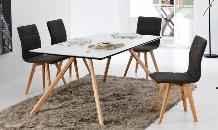 Scandinavische Design Stoelen.2 Scandinavische Design Stoelen Groupon Goods