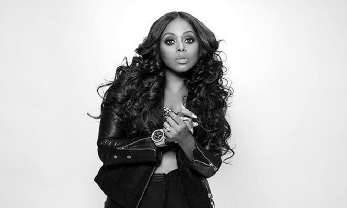 Chrisette Michele on July 31 at 8:15 p.m.
