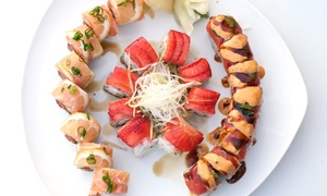 Rock Lobster: $15 for $30 Worth of Sushi and Japanese Food at Rock Lobster