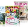 Up to 60% Off Home Decor & Lifestyle Magazines