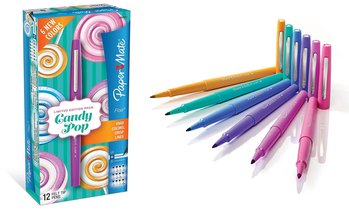 Paper Mate Flair Candy Pop Felt Tip Marker Pens (36-Piece)