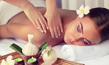Massaggio a scelta da 60 minuti