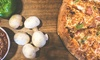 Up to 25% Off Food at Ringers Original Pizza
