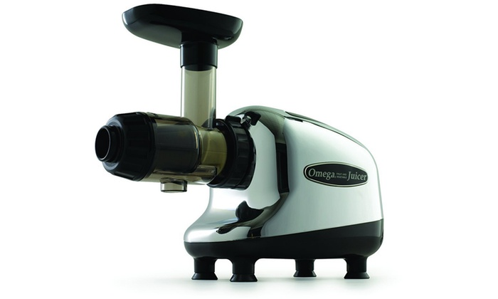 Omega J8005 Low Speed Masticating Juicer Groupon