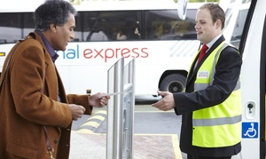 National Express: 30% Off UK Coach Fares with National Express