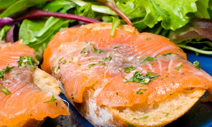 Finnish Bistro - St. Anthony Park: $12 for $20 Worth of Finnish and European Food at Finnish Bistro