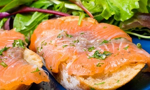 Finnish Bistro: $11 for $20 Worth of Finnish and European Food at Finnish Bistro