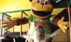 Cheeky Monkeys' Indoor Playland - Niagara Falls: Two or Four Admissions at Cheeky Monkeys' Indoor Playland (Up to 48% Off)