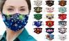 Lot de masques en tissu