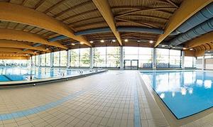 Meranarena: 12, 24 o 36 ingressi nuoto libero in piscina di 25 metri per una persona da Meranarena (sconto fino a 70%)