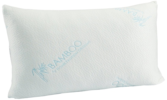 groupon bamboo pillows